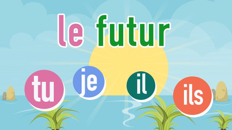 Jeu De Conjugaison Au Futur Simple