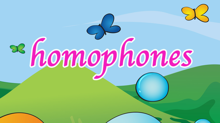 Les homophones grammaticaux et/est - son/sont
